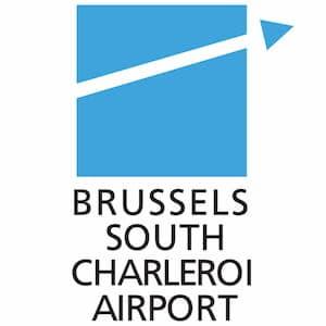 Logo aeroport Bruxelles Sud Charleroi taxi